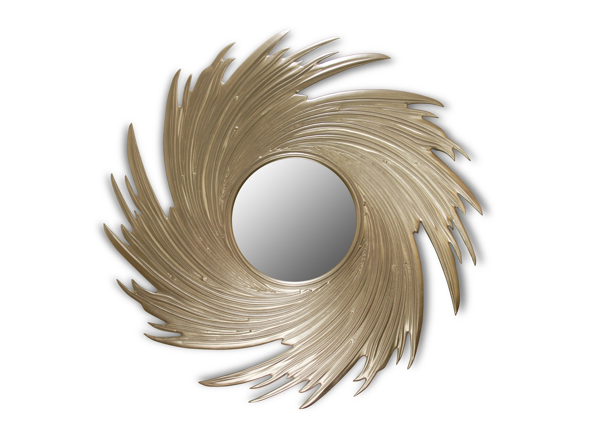 Зеркало VortexНастенные зеркала<br><br><br>Material: Дерево<br>Глубина см: 1.0