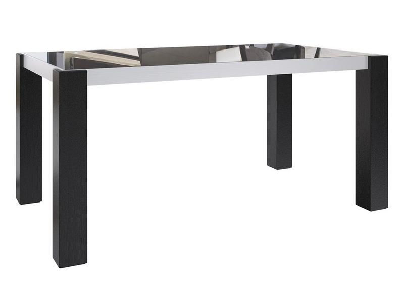 Стол SimpleОбеденные столы<br>&amp;lt;div&amp;gt;Современный обеденный стол. Лаконичное изделие итальянских дизайнеров.Массивные ножки - натуральный шпон дуба (цвет венге) - придают столу устойчивость. Столешница выполнена из тонированного закаленного стекла в раме из алюминия, которая подчеркивает легкость и элегантность конструкции.&amp;lt;/div&amp;gt;&amp;lt;div&amp;gt;&amp;lt;br&amp;gt;&amp;lt;/div&amp;gt;&amp;lt;div&amp;gt;Материал:&amp;lt;/div&amp;gt;&amp;lt;div&amp;gt;МДФ, натуральный шпон, закаленное стекло,металл&amp;lt;/div&amp;gt;<br><br>Material: Стекло<br>Ширина см: 160.0<br>Высота см: 74.0<br>Глубина см: 90.0