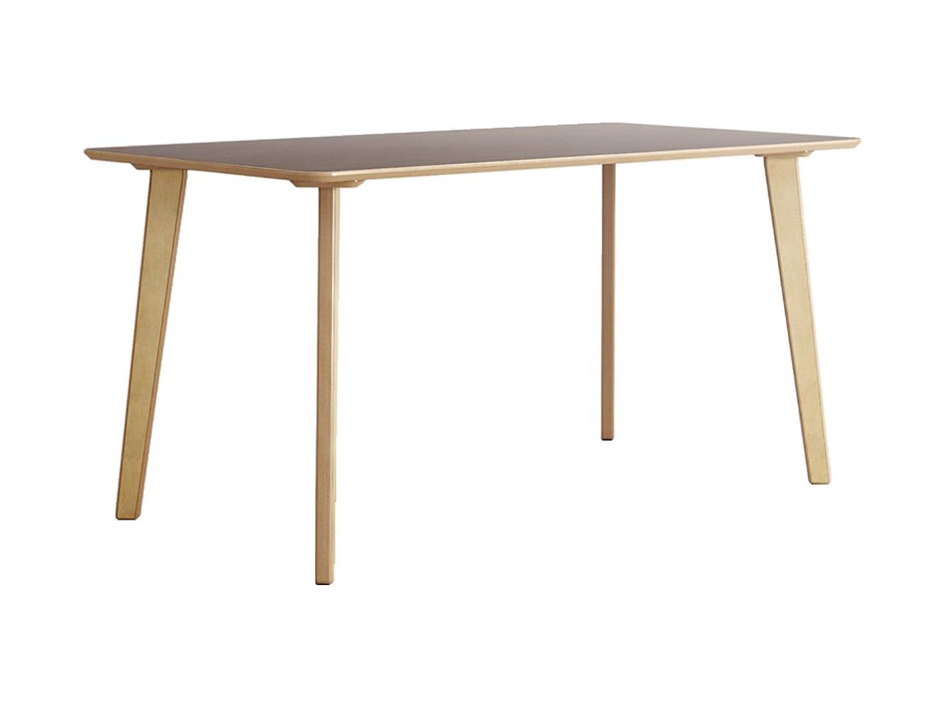 Стол BreveОбеденные столы<br>Это по-настоящему базовая модель стола: простой, но не скучный дизайн Breve впишется в любой интерьер, сочетается с любыми cтульями, подходит и для обеденной, и для рабочей зоны. Выпускается в наибольшем количестве размеров и форм столешницы. В сочетании с большим выбором цветов и текстур даёт бесконечные вариации. Например, можно выбрать разные цвета для ножек и столешницы. Интересная деталь: к краю столешницы её толщина сужается. В купе с привлекательной ценой этот стол становится идеальным предметом мебели.&amp;amp;nbsp;&amp;lt;div&amp;gt;&amp;lt;br&amp;gt;&amp;lt;/div&amp;gt;&amp;lt;div&amp;gt;&amp;amp;nbsp;Цветовая гамма включает 19 различных оттенков. Вы можете выбрать один или скомбинировать несколько цветов.  Детали уточняйте у менеджеров клиентской службы.&amp;amp;nbsp;&amp;lt;/div&amp;gt;<br><br>Material: Фанера<br>Ширина см: 120<br>Высота см: 75<br>Глубина см: 80