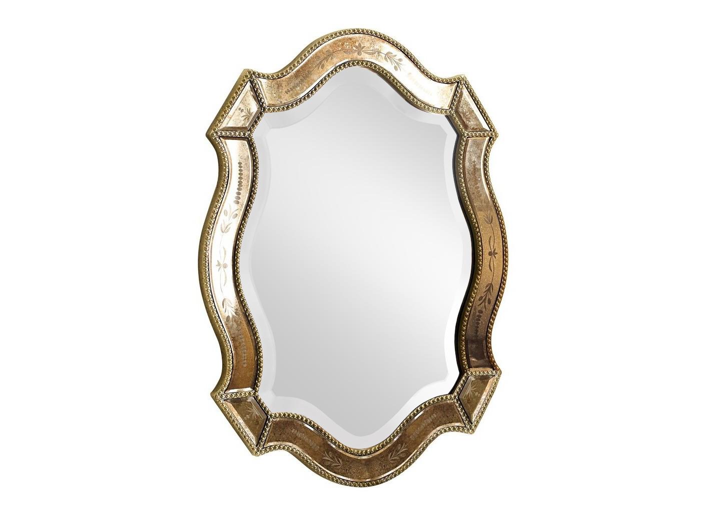 Зеркало СтеллаНастенные зеркала<br><br><br>Material: Стекло<br>Ширина см: 52.0<br>Высота см: 70.0<br>Глубина см: 3.0