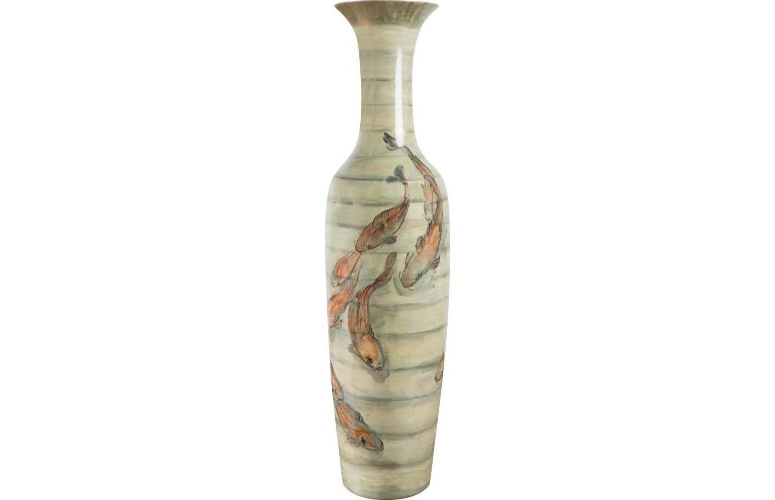 Ваза напольная IsabellaВазы<br><br><br>Material: Керамика<br>Высота см: 183.0
