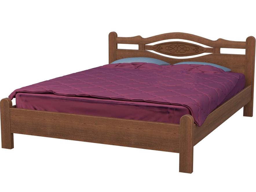 Кровать Орден 1,5-спальная (бук)Деревянные кровати<br>&amp;lt;div&amp;gt;Кровать Орден идеально впишется в Ваш интерьер и подчеркнет уют Вашего дома.&amp;lt;/div&amp;gt;&amp;lt;div&amp;gt;&amp;lt;br&amp;gt;&amp;lt;/div&amp;gt;&amp;lt;div&amp;gt;Может изготавливаться с одной или двумя спинками.&amp;lt;/div&amp;gt;&amp;lt;div&amp;gt;Модель оснащена прочным ортопедическим основанием из массива ценных пород древесины бука или ясеня.&amp;amp;nbsp;&amp;lt;/div&amp;gt;&amp;lt;div&amp;gt;Вся мебель покрывается высококачественным полиуретановым лаком (Испания), что защищает поверхность от царапин и прочих повреждений.&amp;amp;nbsp;&amp;lt;/div&amp;gt;&amp;lt;div&amp;gt;&amp;lt;br&amp;gt;&amp;lt;/div&amp;gt;&amp;lt;div&amp;gt;Также доступны другие цвета: черный, красный, белый, оранжевый.&amp;amp;nbsp;&amp;lt;/div&amp;gt;Размер спального места: 140x200.<br><br>Material: Бук<br>Ширина см: 148<br>Высота см: 96<br>Глубина см: 208