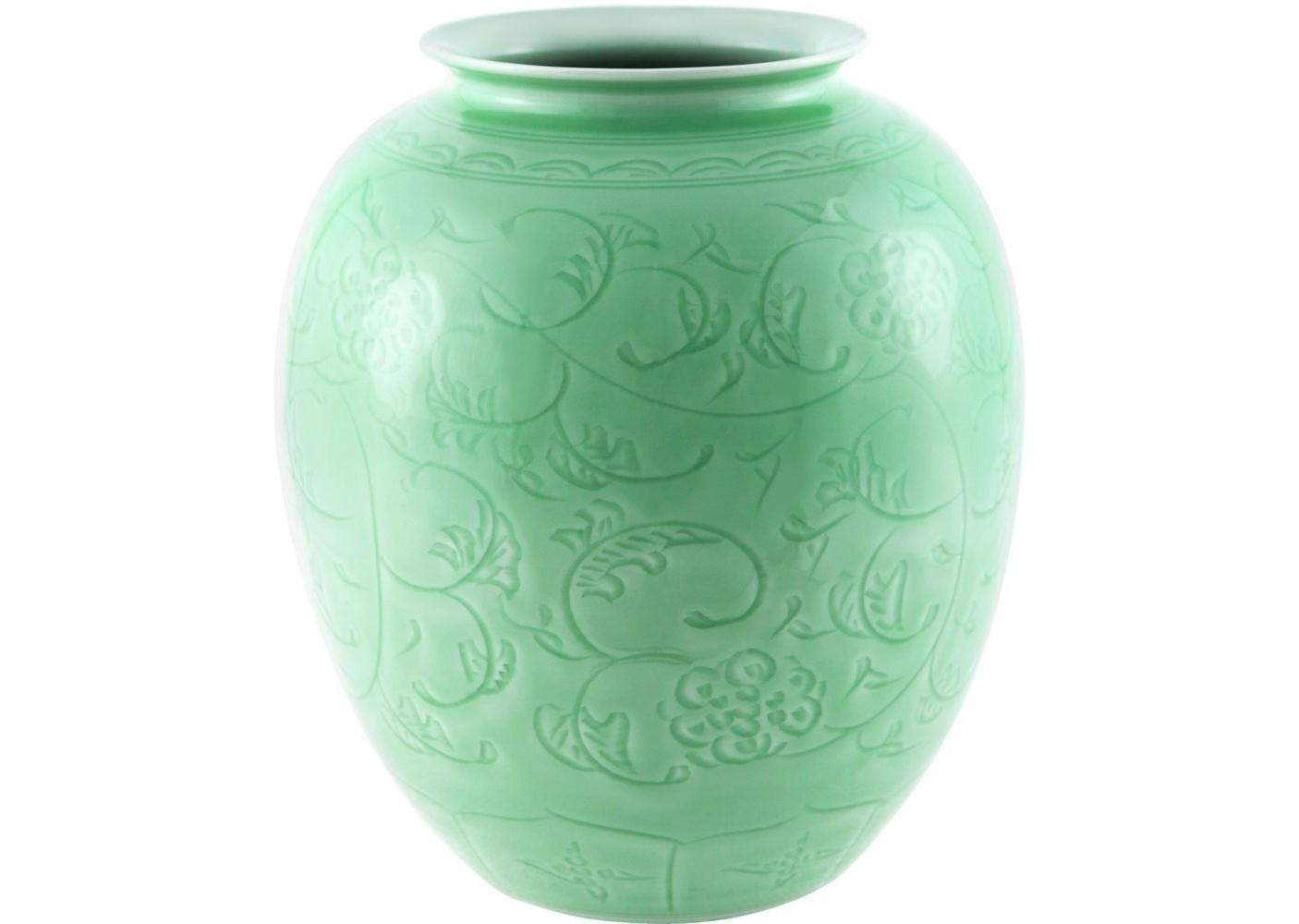 Ваза настольная TraditionalВазы<br><br><br>Material: Керамика<br>Высота см: 35.0
