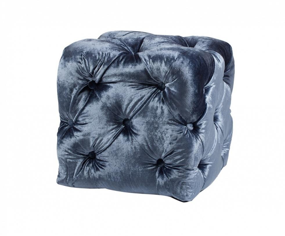 Пуф Manele BlueФорменные пуфы<br>Экстравагантный пуф Manele сочетает в себе современное оформление и винтажное исполнение. Каркас выполнен из дерева, а обивка из яркого вельвета .<br><br>Материал: деревянный каркас (сосна), ткань (вельвет)<br>Цвет: Голубой<br><br>Material: Вельвет<br>Length см: 42.0<br>Width см: 42.0<br>Depth см: None<br>Height см: 42.0<br>Diameter см: None