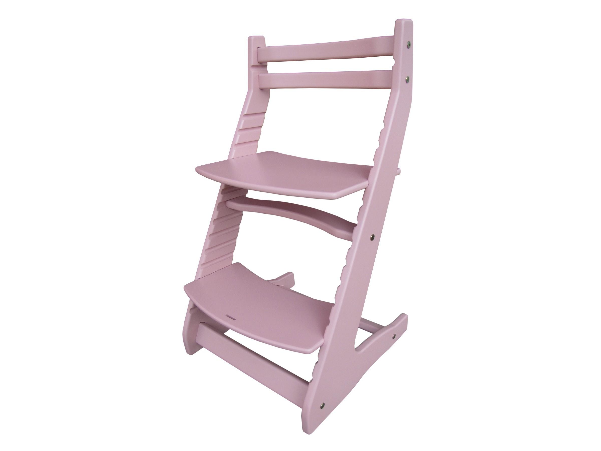 Стул детский ВырастайкаДетские стулья<br>Растущие стулья «Вырастайка» нравятся и детям, и взрослым: их лаконичный дизайн и яркая цветовая палитра отлично смотрятся в детской комнате, а высокое качество исполнения и продуманная конструкция помогают заботиться о здоровье малыша. <br>Если вы хотите сформировать у своего ребенка правильную осанку, стоит подобрать ему мебель, соответствующую его росту и фигуре. Даже если ваше чадо растет очень быстро, стульчик «Вырастайка» будет расти одновременно с ним: меняя высоту и глубину сидения, вы легко отрегулируете его положение так, чтобы малыш мог принять правильную позу, не чувствуя при этом дискомфорта.&amp;amp;nbsp;&amp;lt;div&amp;gt;&amp;lt;br&amp;gt;&amp;lt;div&amp;gt;Стулья «Вырастайка» производятся из экологически чистых материалов: легкая и прочная березовая фанера выдерживает массу до 100 кг. Стульчик сложно раскачать или опрокинуть, поэтому вы сможете быть спокойны за безопасность вашего малыша.&amp;lt;/div&amp;gt;&amp;lt;/div&amp;gt;<br><br>Material: Фанера<br>Ширина см: 46.0<br>Высота см: 80.0<br>Глубина см: 50.0
