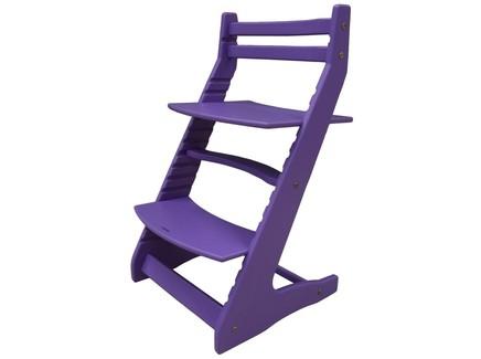 Стул детский вырастайка (millwood) фиолетовый 46.0x80.0x50.0 см.