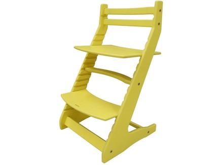 Стул детский вырастайка (millwood) желтый 46.0x80.0x50.0 см.