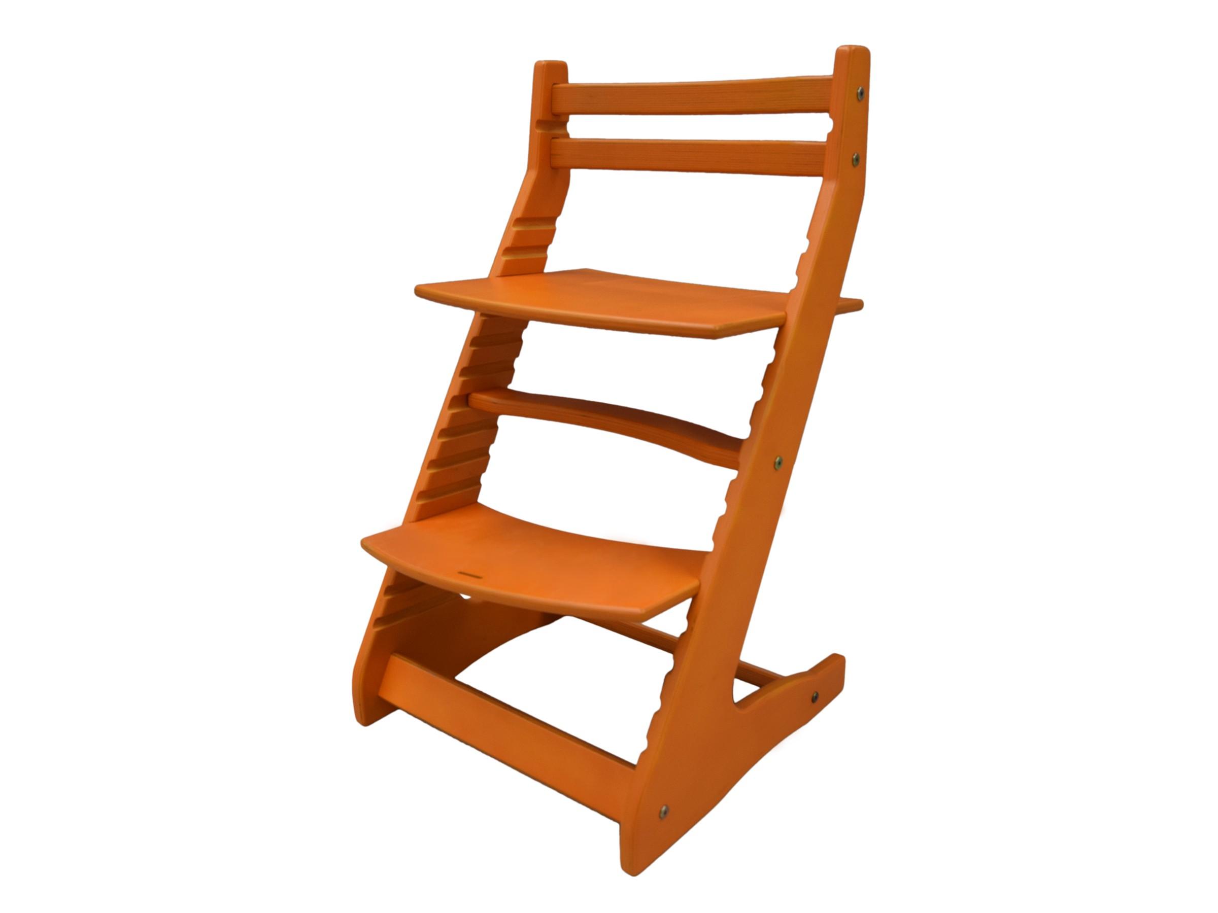 Стул детский ВырастайкаДетские стулья<br>Растущие стулья «Вырастайка» нравятся и детям, и взрослым: их лаконичный дизайн и яркая цветовая палитра отлично смотрятся в детской комнате, а высокое качество исполнения и продуманная конструкция помогают заботиться о здоровье малыша. <br>Если вы хотите сформировать у своего ребенка правильную осанку, стоит подобрать ему мебель, соответствующую его росту и фигуре. Даже если ваше чадо растет очень быстро, стульчик «Вырастайка» будет расти одновременно с ним: меняя высоту и глубину сидения, вы легко отрегулируете его положение так, чтобы малыш мог принять правильную позу, не чувствуя при этом дискомфорта.&amp;amp;nbsp;&amp;lt;div&amp;gt;&amp;lt;br&amp;gt;&amp;lt;/div&amp;gt;&amp;lt;div&amp;gt;Стулья «Вырастайка» производятся из экологически чистых материалов: легкая и прочная березовая фанера выдерживает массу до 100 кг. Стульчик сложно раскачать или опрокинуть, поэтому вы сможете быть спокойны за безопасность вашего малыша.&amp;lt;/div&amp;gt;<br><br>Material: Фанера<br>Ширина см: 46.0<br>Высота см: 80.0<br>Глубина см: 50.0