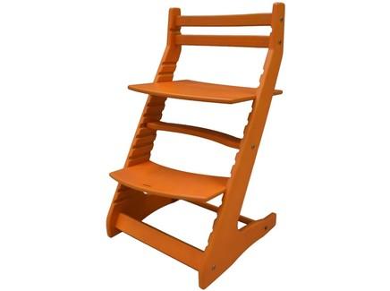 Стул детский вырастайка (millwood) оранжевый 46.0x80.0x50.0 см.