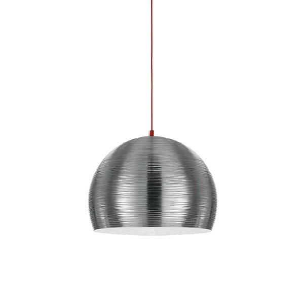 Светильник BollaПодвесные светильники<br>Подвесной светильник с металлическим плафоном стального цвета на красном шнуре. Высота светильника регулируется.&amp;amp;nbsp;&amp;lt;div&amp;gt;&amp;lt;br&amp;gt;&amp;lt;/div&amp;gt;&amp;lt;div&amp;gt;&amp;lt;div&amp;gt;Тип цоколя: E27&amp;lt;/div&amp;gt;&amp;lt;div&amp;gt;Мощность: 150W&amp;lt;/div&amp;gt;&amp;lt;div&amp;gt;Кол-во ламп: 1 (нет в комплекте)&amp;lt;/div&amp;gt;&amp;lt;/div&amp;gt;&amp;lt;div&amp;gt;&amp;lt;br&amp;gt;&amp;lt;/div&amp;gt;<br><br>Material: Металл<br>Ширина см: 25<br>Высота см: 23<br>Глубина см: 25