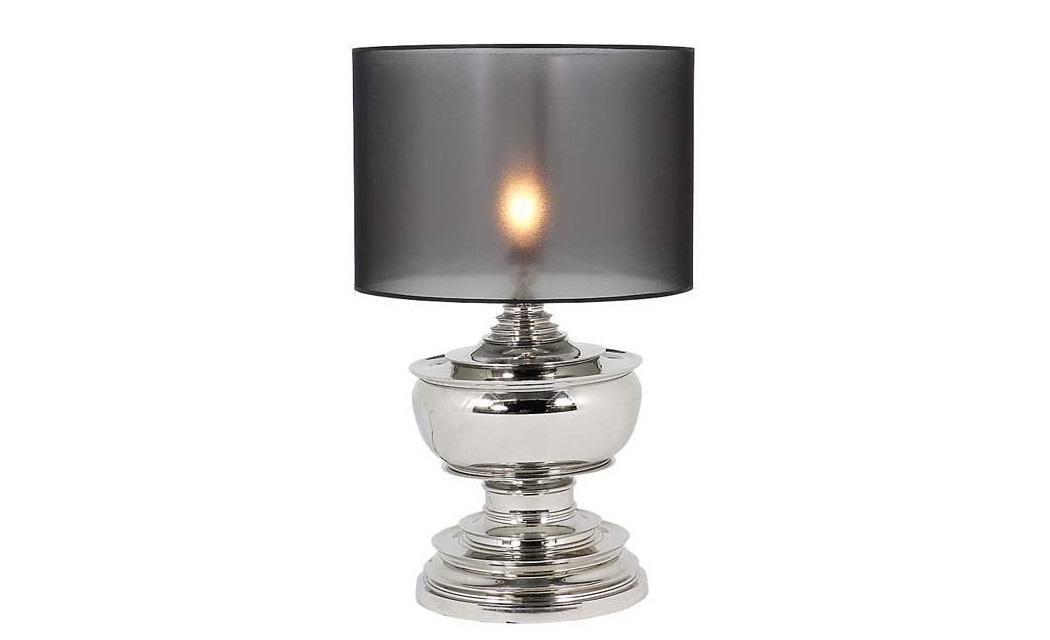 Лампа настольная PagodaДекоративные лампы<br>Дизайнерская настольная лампа премиум класса. Светильник будет оригинально смотреться как на прикроватной тумбочке, так и на солидном письменном столе.&amp;lt;div&amp;gt;&amp;lt;br&amp;gt;&amp;lt;/div&amp;gt;&amp;lt;div&amp;gt;&amp;lt;div&amp;gt;Тип цоколя: E27&amp;lt;/div&amp;gt;&amp;lt;div&amp;gt;Мощность: 40W&amp;lt;/div&amp;gt;&amp;lt;div&amp;gt;Количество: 1 (нет в комплекте)&amp;lt;/div&amp;gt;&amp;lt;/div&amp;gt;&amp;lt;div&amp;gt;&amp;lt;div&amp;gt;&amp;lt;br&amp;gt;&amp;lt;/div&amp;gt;&amp;lt;div&amp;gt;&amp;lt;br&amp;gt;&amp;lt;/div&amp;gt;&amp;lt;/div&amp;gt;<br><br>Material: Никель<br>Ширина см: 50<br>Высота см: 80<br>Глубина см: 50