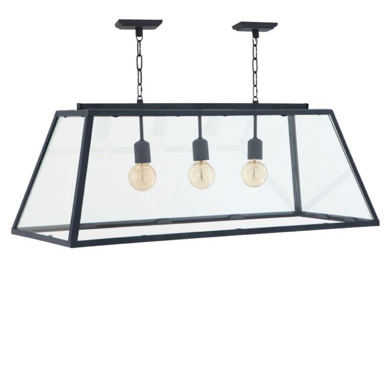 Подвесной светильник HarpersПодвесные светильники<br>Высота подвеса регулируется.Цоколь:&amp;nbsp;E14Мощность лампы:&amp;nbsp;60 ВтКоличество ламп:&amp;nbsp;3<br><br>kit: None<br>gender: None