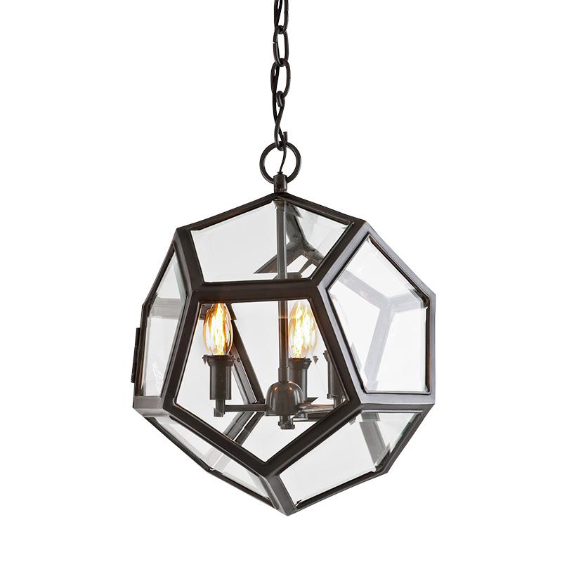 Подвесной светильник YorkshireЛюстры подвесные<br>Подвесной светильник Yorkshire M с оригинальным дизайном плафона в виде стеклянного шара в металлических рамках. Внутри шара располагаются лампы. Цвет арматуры - темно-бронзовый. Крепление осуществляется на крюк. Высоту можно регулировать за счет звеньев цепи.&amp;lt;div&amp;gt;&amp;lt;br&amp;gt;&amp;lt;/div&amp;gt;&amp;lt;div&amp;gt;&amp;lt;div&amp;gt;Вид цоколя: E14&amp;lt;/div&amp;gt;&amp;lt;div&amp;gt;Мощность лампы: 40W&amp;lt;/div&amp;gt;&amp;lt;div&amp;gt;Количество ламп: 3&amp;lt;/div&amp;gt;&amp;lt;/div&amp;gt;<br><br>Material: Металл<br>Ширина см: 43.0<br>Высота см: 48.0<br>Глубина см: 43.0