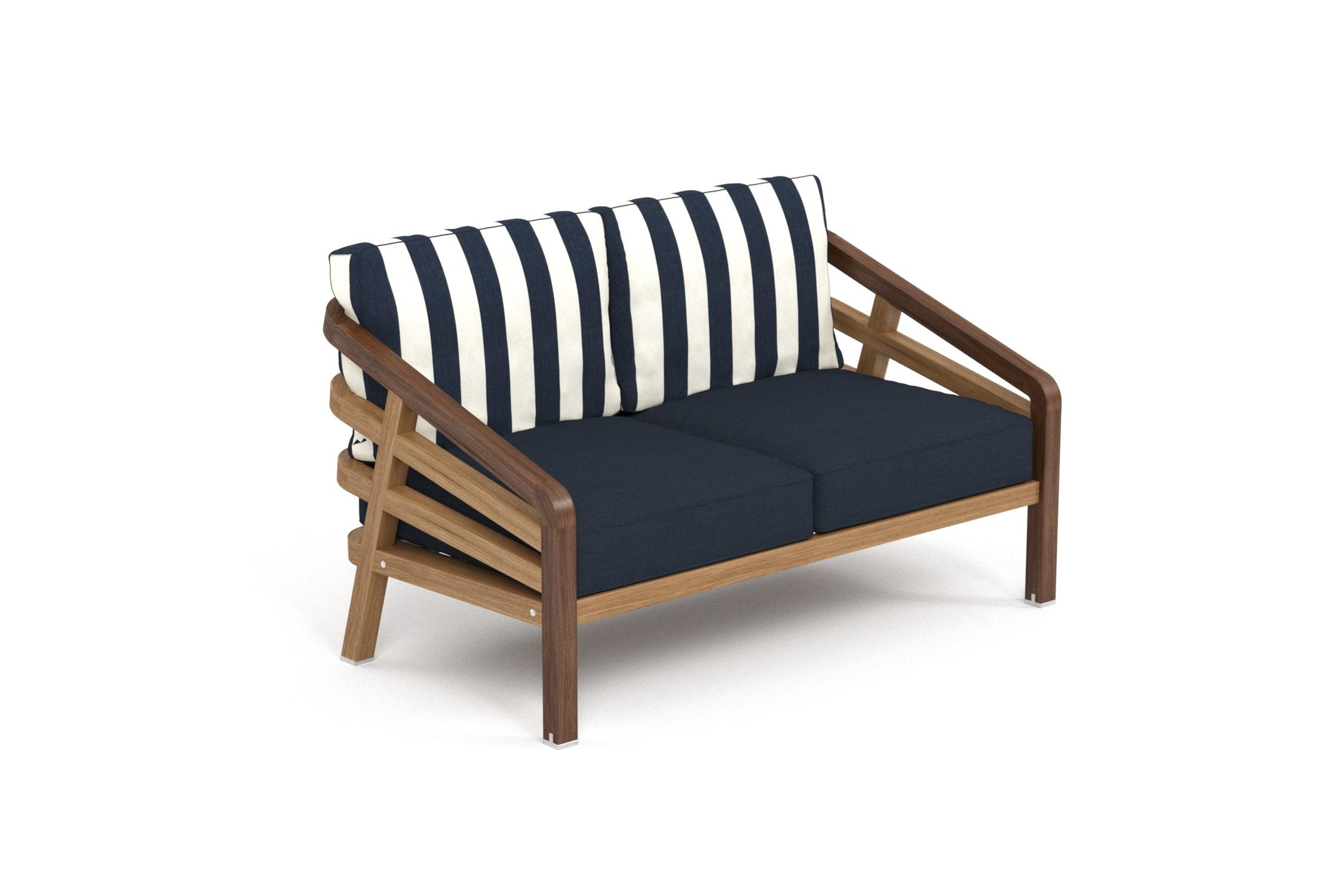 Диван LagoonДиваны и оттоманки для сада<br>&amp;lt;div&amp;gt;Коллекция LAGOON – коллекция, предназначенная для обустройства тихого уединенного места, в котором можно полностью расслабиться и забыть о суете. Дизайн продуман так, чтобы можно было выбрать множество вариаций для отдыха: загорать на шезлонге или расположиться на удобном диване, подремать в кресле или понежиться на кушетке.&amp;amp;nbsp;&amp;lt;/div&amp;gt;&amp;lt;div&amp;gt;Высота посадки:420мм.&amp;amp;nbsp;&amp;lt;/div&amp;gt;&amp;lt;div&amp;gt;&amp;lt;br&amp;gt;&amp;lt;/div&amp;gt;&amp;lt;div&amp;gt;Тик – прочная и твердая древесина, относится к ценным породам. Имеет темно-золотистый цвет и сохраняет его на протяжении очень длительного срока. Со временем приобретает благородный темно-серый или темно-коричневый цвет. Благодаря высокому содержанию природных масел, обладает высокой стойкостью против гниения, кислот и щелочей, не вызывает коррозию металлов. Тик содержит кислоты кремния и танина, придающие материалу стойкость к воздействию вредных внешних факторов. Древесина тика не подвержена воздействию термитов, не требует дополнительной антибактериальной обработки. Мебель из тика допускает круглогодичную эксплуатацию на открытом воздухе, выдерживает перепады температур от –30 до +30С. Срок службы более 25 лет.&amp;lt;/div&amp;gt;&amp;lt;div&amp;gt;&amp;lt;br&amp;gt;&amp;lt;/div&amp;gt;&amp;lt;div&amp;gt;Sunbrella® – акриловая ткань с водоотталкивающими свойствами от мирового лидера в производстве тканей для яхт.&amp;lt;/div&amp;gt;&amp;lt;div&amp;gt;&amp;lt;br&amp;gt;&amp;lt;/div&amp;gt;<br><br>&amp;lt;iframe width=&amp;quot;530&amp;quot; height=&amp;quot;300&amp;quot; src=&amp;quot;https://www.youtube.com/embed/uL9Kujh07kc&amp;quot; frameborder=&amp;quot;0&amp;quot; allowfullscreen=&amp;quot;&amp;quot;&amp;gt;&amp;lt;/iframe&amp;gt;<br><br>Material: Тик<br>Ширина см: 130.0<br>Высота см: 83.0<br>Глубина см: 76