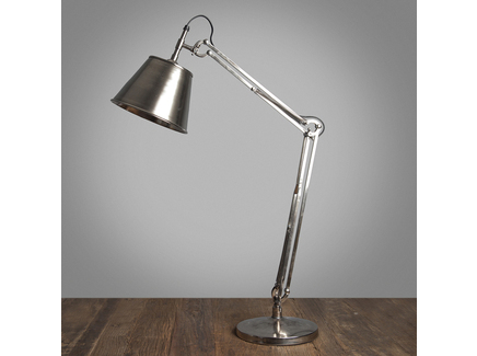T. LAMP/ANTQ SILVER Roomers