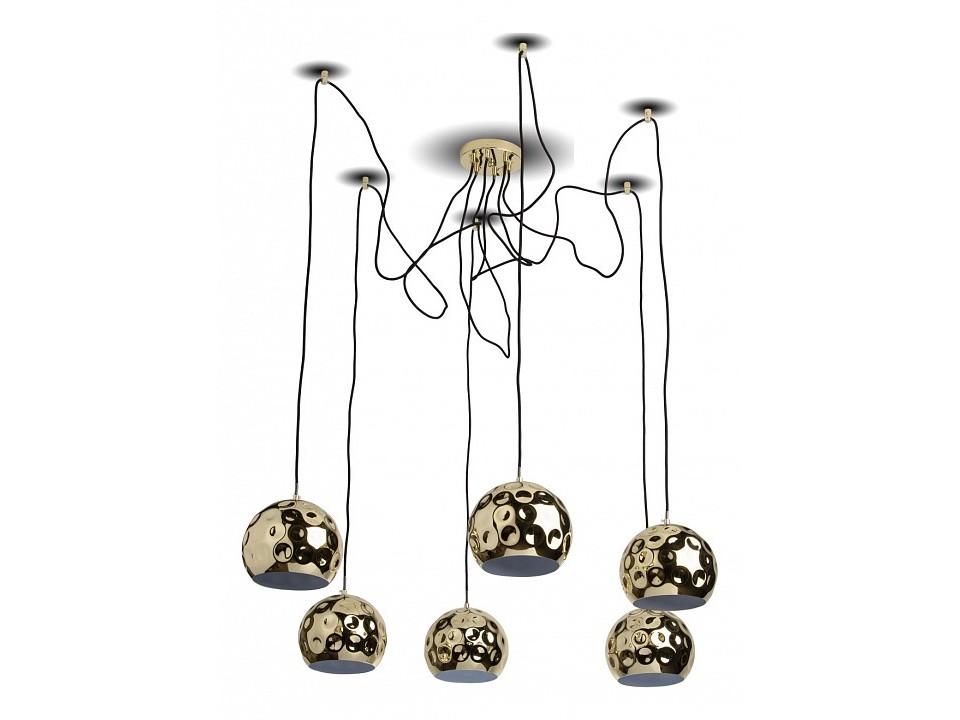 Подвесной светильник КотбусПодвесные светильники<br>&amp;lt;div&amp;gt;&amp;lt;div&amp;gt;Вид цоколя: E14&amp;lt;/div&amp;gt;&amp;lt;div&amp;gt;Мощность:&amp;amp;nbsp; 5W&amp;amp;nbsp;&amp;lt;/div&amp;gt;&amp;lt;div&amp;gt;Количество ламп: 6 (нет в комплекте)&amp;lt;/div&amp;gt;&amp;lt;/div&amp;gt;<br><br>Material: Металл<br>Высота см: 200
