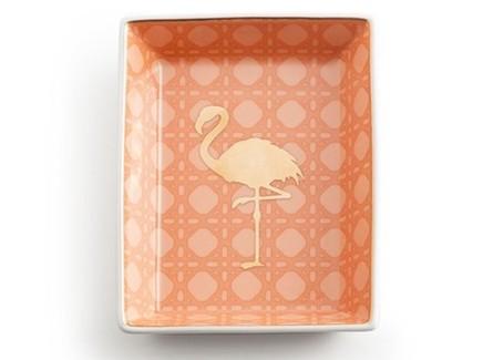 """Декоративный поднос """"Flamingo"""""""