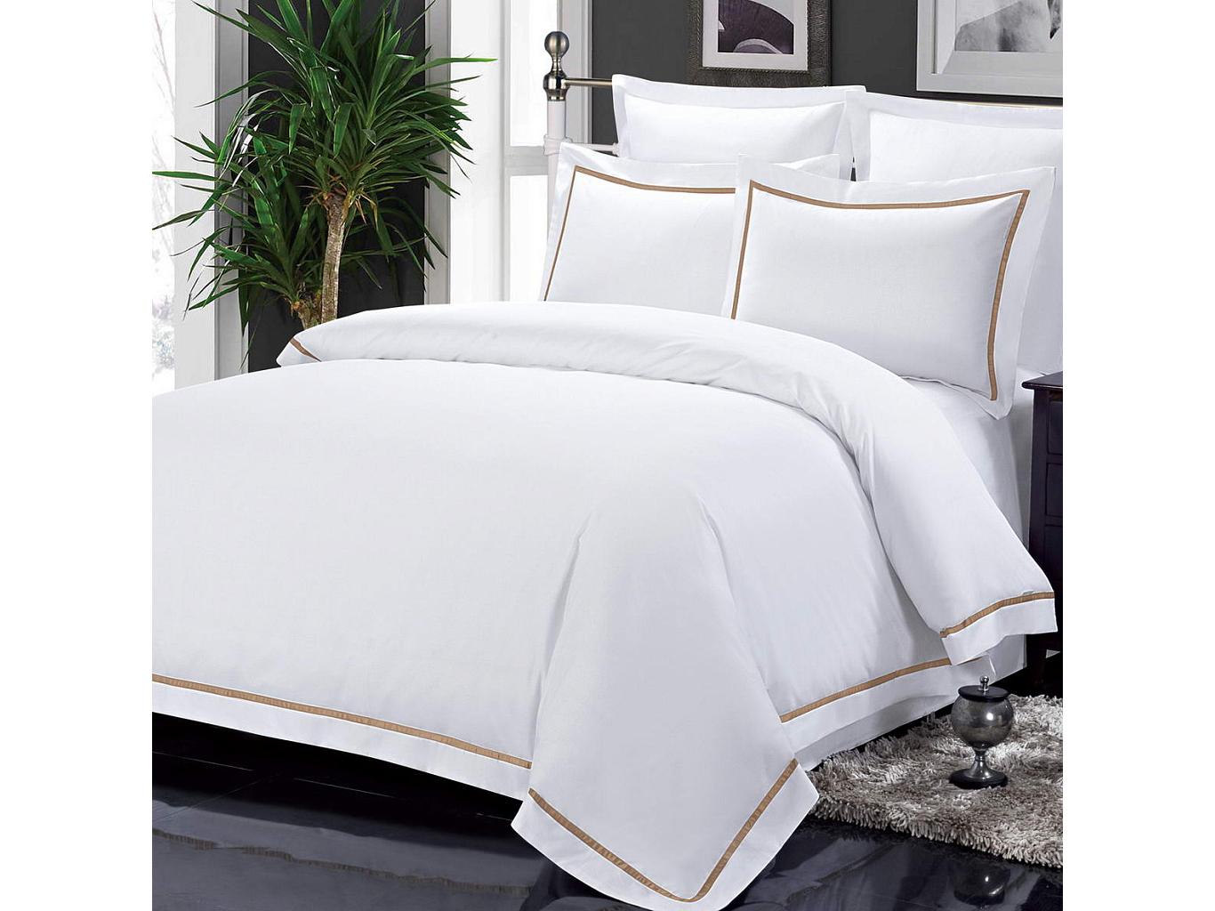 Комплект постельного белья СанремоДвуспальные комплекты постельного белья<br>&amp;lt;div&amp;gt;Великолепный белоснежный комплект из хлопка станет настоящим украшением для Вашей спальни. Наволочки с &amp;quot;ушками&amp;quot; и декоративная тесьма,простроченная по периметру смотрятся необыкновенно стильно. Хлопковая нить сплетается определенным способом, это позволяет получить высокую плотность ткани, не теряя при этом мягкости.&amp;amp;nbsp;&amp;lt;/div&amp;gt;&amp;lt;div&amp;gt;&amp;lt;br&amp;gt;&amp;lt;/div&amp;gt;&amp;lt;div&amp;gt;Комплектация:&amp;lt;/div&amp;gt;&amp;lt;div&amp;gt;Пододеяльник: 200х220 см (1)&amp;lt;/div&amp;gt;&amp;lt;div&amp;gt;Простынь: 230х250 см (1)&amp;lt;/div&amp;gt;&amp;lt;div&amp;gt;Наволочки: 50х70 см (2)&amp;lt;/div&amp;gt;&amp;lt;div&amp;gt;Наволочки: 70х70 см (2)&amp;amp;nbsp;&amp;lt;/div&amp;gt;&amp;lt;div&amp;gt;Состав: 100% хлопок&amp;lt;/div&amp;gt;<br><br>Material: Хлопок<br>Ширина см: 230.0<br>Глубина см: 250.0