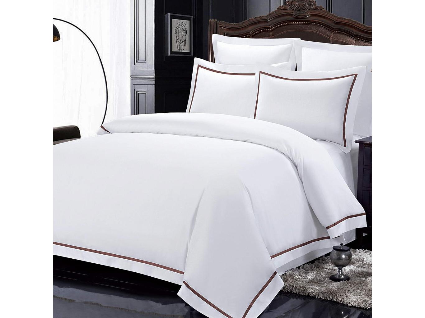 Комплект постельного белья СанремоПолутороспальные комлпекты постельного белья<br>&amp;lt;div&amp;gt;&amp;lt;div&amp;gt;Великолепный белоснежный комплект из хлопка станет настоящим украшением для Вашей спальни. Наволочки с &amp;quot;ушками&amp;quot; и декоративная тесьма,простроченная по периметру смотрятся необыкновенно стильно. Хлопковая нить сплетается определенным способом, это позволяет получить высокую плотность ткани, не теряя при этом мягкости.&amp;amp;nbsp;&amp;lt;/div&amp;gt;&amp;lt;div&amp;gt;&amp;lt;br&amp;gt;&amp;lt;/div&amp;gt;&amp;lt;div&amp;gt;Комплектация:&amp;amp;nbsp;&amp;lt;/div&amp;gt;&amp;lt;div&amp;gt;Пододеяльник: 160х220-(1 шт.);&amp;amp;nbsp;&amp;lt;/div&amp;gt;&amp;lt;div&amp;gt;Простыня: 160х230-(1 шт.);&amp;lt;/div&amp;gt;&amp;lt;div&amp;gt;Наволочки: 50х70-(2 шт.)&amp;amp;nbsp;&amp;lt;/div&amp;gt;&amp;lt;div&amp;gt;Состав: 100%хлопок&amp;lt;/div&amp;gt;&amp;lt;/div&amp;gt;<br><br>Material: Хлопок<br>Ширина см: 160.0<br>Глубина см: 230.0