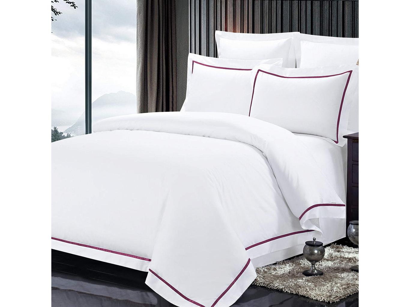 Комплект постельного белья СанремоПолутороспальные комлпекты постельного белья<br>&amp;lt;div&amp;gt;&amp;lt;div&amp;gt;Великолепный белоснежный комплект из хлопка станет настоящим украшением для Вашей спальни. Наволочки с &amp;quot;ушками&amp;quot; и декоративная тесьма,простроченная по периметру смотрятся необыкновенно стильно. Хлопковая нить сплетается определенным способом, это позволяет получить высокую плотность ткани, не теряя при этом мягкости.&amp;amp;nbsp;&amp;lt;/div&amp;gt;&amp;lt;div&amp;gt;&amp;lt;br&amp;gt;&amp;lt;/div&amp;gt;&amp;lt;div&amp;gt;Комплектация:&amp;amp;nbsp;&amp;lt;/div&amp;gt;&amp;lt;div&amp;gt;Пододеяльник: 160х220-(1 шт.);&amp;amp;nbsp;&amp;lt;/div&amp;gt;&amp;lt;div&amp;gt;Простыня: 160х230-(1 шт.);&amp;lt;/div&amp;gt;&amp;lt;div&amp;gt;Наволочки: 50х70-(2 шт.)&amp;amp;nbsp;&amp;lt;/div&amp;gt;&amp;lt;div&amp;gt;Состав: 100%хлопок&amp;lt;/div&amp;gt;&amp;lt;/div&amp;gt;<br><br>Material: Хлопок<br>Ширина см: 160<br>Глубина см: 230