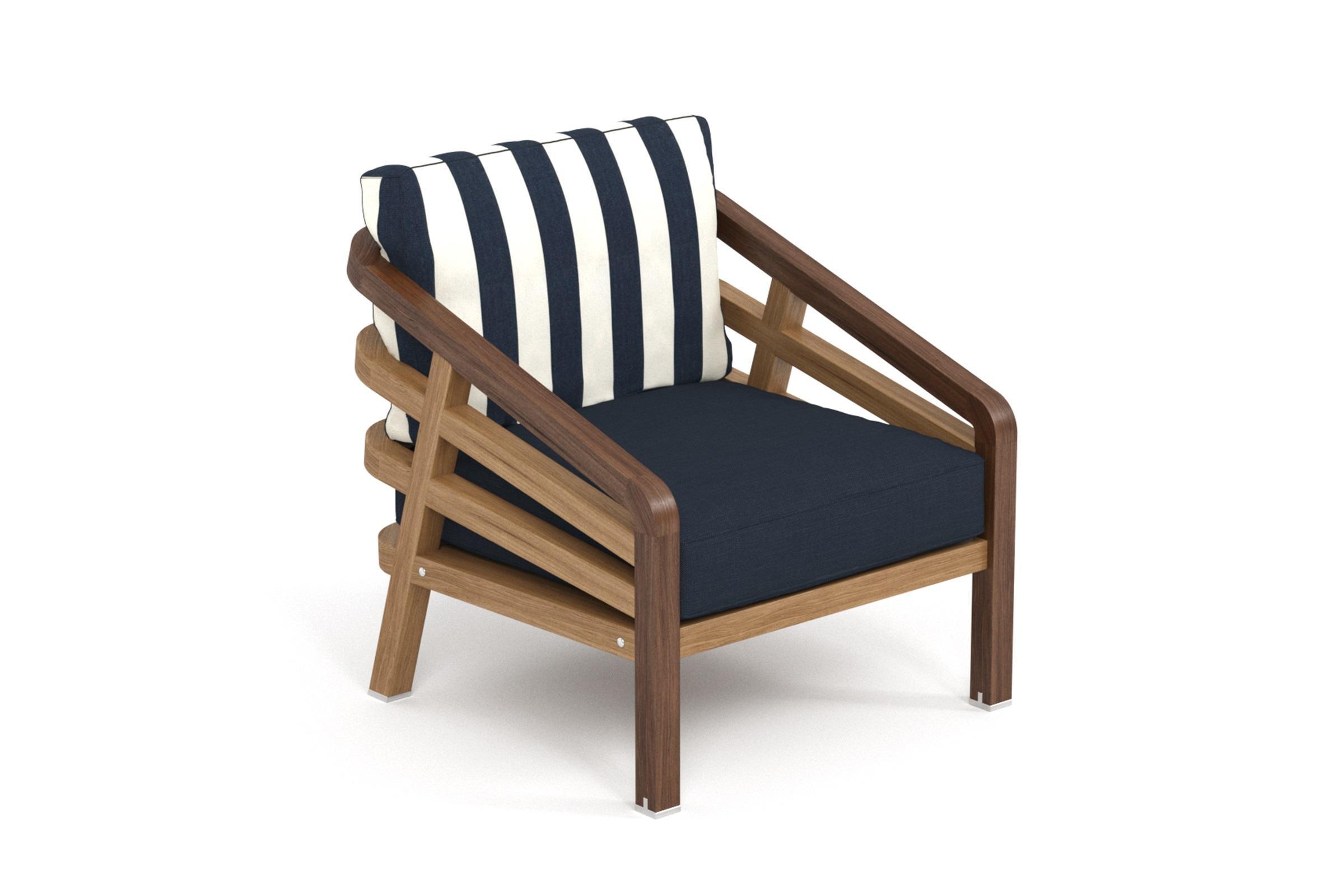 Кресло LagoonКресла для сада<br>&amp;lt;div&amp;gt;Коллекция LAGOON – коллекция, предназначенная для обустройства тихого уединенного места, в котором можно полностью расслабиться и забыть о суете. Дизайн продуман так, чтобы можно было выбрать множество вариаций для отдыха: загорать на шезлонге или расположиться на удобном диване, подремать в кресле или понежиться на кушетке.&amp;amp;nbsp;&amp;lt;/div&amp;gt;&amp;lt;div&amp;gt;Высота посадки:420мм.&amp;amp;nbsp;&amp;lt;/div&amp;gt;&amp;lt;div&amp;gt;&amp;lt;br&amp;gt;&amp;lt;/div&amp;gt;&amp;lt;div&amp;gt;Тик – прочная и твердая древесина, относится к ценным породам. Имеет темно-золотистый цвет и сохраняет его на протяжении очень длительного срока. Со временем приобретает благородный темно-серый или темно-коричневый цвет. Благодаря высокому содержанию природных масел, обладает высокой стойкостью против гниения, кислот и щелочей, не вызывает коррозию металлов. Тик содержит кислоты кремния и танина, придающие материалу стойкость к воздействию вредных внешних факторов. Древесина тика не подвержена воздействию термитов, не требует дополнительной антибактериальной обработки. Мебель из тика допускает круглогодичную эксплуатацию на открытом воздухе, выдерживает перепады температур от –30 до +30С. Срок службы более 25 лет.&amp;lt;/div&amp;gt;&amp;lt;div&amp;gt;&amp;lt;br&amp;gt;&amp;lt;/div&amp;gt;&amp;lt;div&amp;gt;Sunbrella® – акриловая ткань с водоотталкивающими свойствами от мирового лидера в производстве тканей для яхт.&amp;lt;/div&amp;gt;&amp;lt;div&amp;gt;&amp;lt;br&amp;gt;&amp;lt;/div&amp;gt;<br><br>&amp;lt;iframe width=&amp;quot;530&amp;quot; height=&amp;quot;300&amp;quot; src=&amp;quot;https://www.youtube.com/embed/uL9Kujh07kc&amp;quot; frameborder=&amp;quot;0&amp;quot; allowfullscreen=&amp;quot;&amp;quot;&amp;gt;&amp;lt;/iframe&amp;gt;<br><br>Material: Тик<br>Ширина см: 69<br>Высота см: 83.0<br>Глубина см: 76