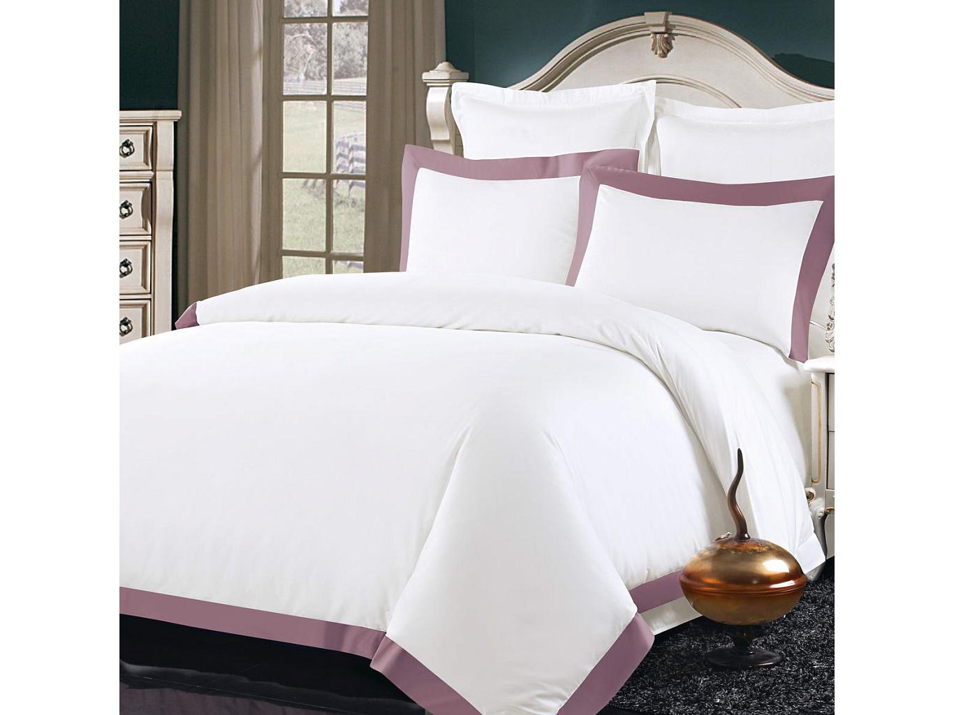 Комплект постельного белья МортеллоДвуспальные комплекты постельного белья<br>&amp;lt;div&amp;gt;Великолепный белоснежный комплект из хлопка станет настоящим украшением для Вашей спальни. Наволочки с декоративными &amp;quot;ушками&amp;quot; пастельных цветов смотрятся необыкновенно стильно. Хлопковая нить сплетается определенным способом, это позволяет получить высокую плотность ткани, не теряя при этом мягкости.Комплектация:&amp;amp;nbsp;&amp;lt;/div&amp;gt;&amp;lt;div&amp;gt;&amp;lt;br&amp;gt;&amp;lt;/div&amp;gt;&amp;lt;div&amp;gt;В комплект входят:&amp;lt;/div&amp;gt;&amp;lt;div&amp;gt;Пододеяльник: 200х220 см(1 шт.)&amp;lt;/div&amp;gt;&amp;lt;div&amp;gt;Простыня: 230х250 см(1 шт.)&amp;lt;/div&amp;gt;&amp;lt;div&amp;gt;Наволочки: 50х70 см(2 шт.)&amp;lt;/div&amp;gt;&amp;lt;div&amp;gt;Наволочки: 70х70 см(2шт.)&amp;lt;/div&amp;gt;&amp;lt;div&amp;gt;Состав: 100% хлопок&amp;lt;/div&amp;gt;<br><br>Material: Хлопок<br>Ширина см: 230.0<br>Глубина см: 250.0