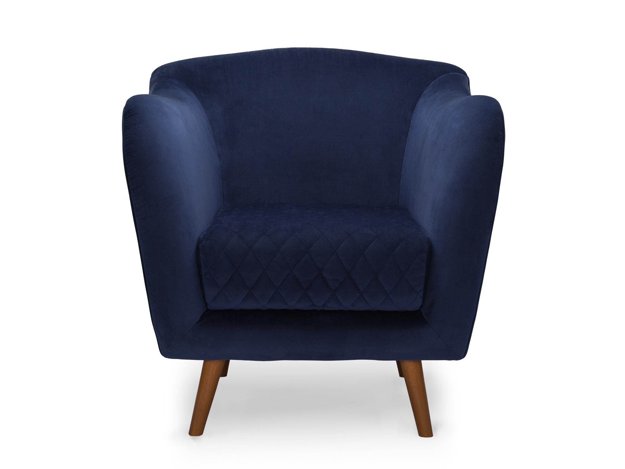 Myfurnish кресло cool синий  78916/21