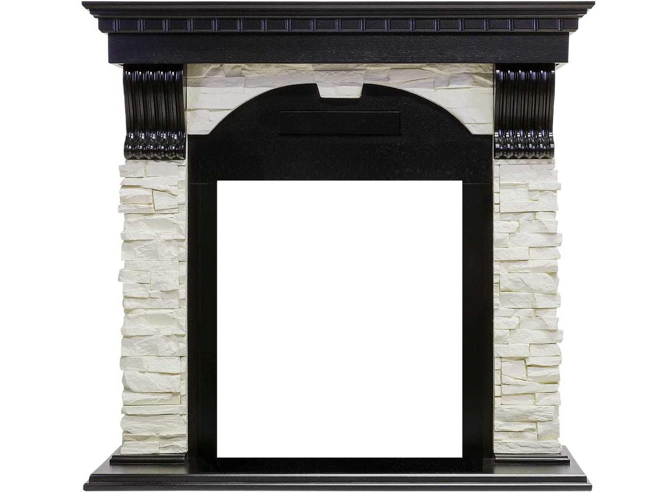 Портал DublinКамины, порталы и очаги<br>Стильный и компактный портал Dublin из камня представлен в трех цветовых решения: белый сланец, сланец и сланец крем. Обрамление, выполненное из дерева, также можно выбрать из четырёх цветов: дуб, темный дуб, венге и слоновая кость с патиной.&amp;lt;div&amp;gt;&amp;lt;br&amp;gt;&amp;lt;/div&amp;gt;&amp;lt;div&amp;gt;Материал: МДФ, натуральный шпон, гипс&amp;lt;/div&amp;gt;<br><br>Material: МДФ<br>Ширина см: 102.0<br>Высота см: 97.5<br>Глубина см: 35.2
