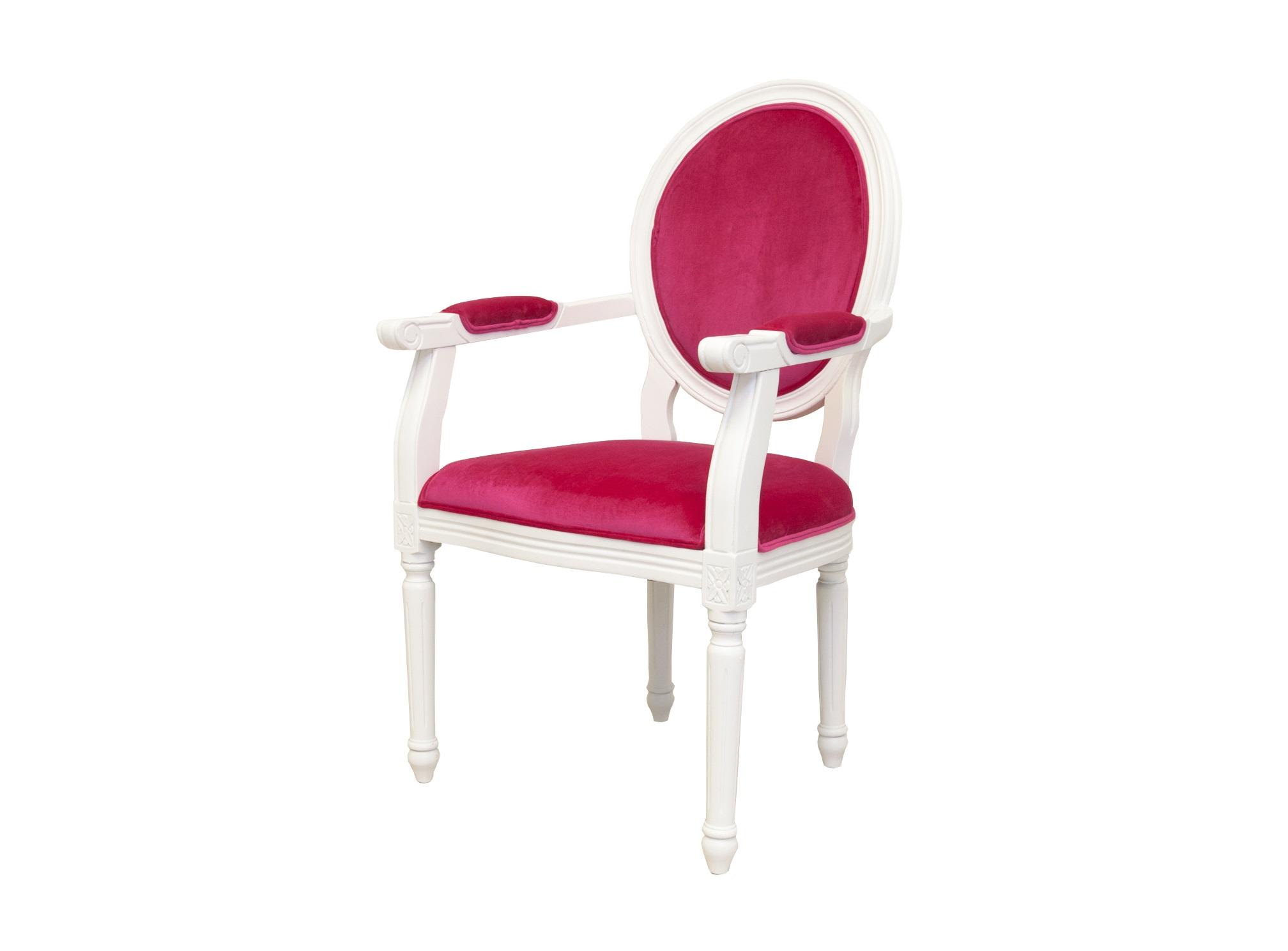 Стул DiellaСтулья с подлокотниками<br>Элегантное кресло Diella классического дизайна, его изящные подлокотники выполнены с применением резной работы по дереву. Модель с овальной спинкой в деревянной раме, украшенной резным элементом. Элегантное кресло с лаконичным размером отлично впишется в интерьер столовой, гостиной или кабинета.&amp;amp;nbsp;&amp;lt;div&amp;gt;&amp;lt;br&amp;gt;&amp;lt;/div&amp;gt;&amp;lt;div&amp;gt;Материалы: массив дуба, велюр&amp;lt;/div&amp;gt;<br><br>Material: Велюр<br>Ширина см: 57<br>Высота см: 99<br>Глубина см: 57