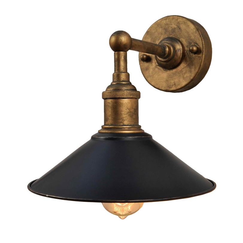 Бра INDUSTRIAL REFLECTOR SCONCE