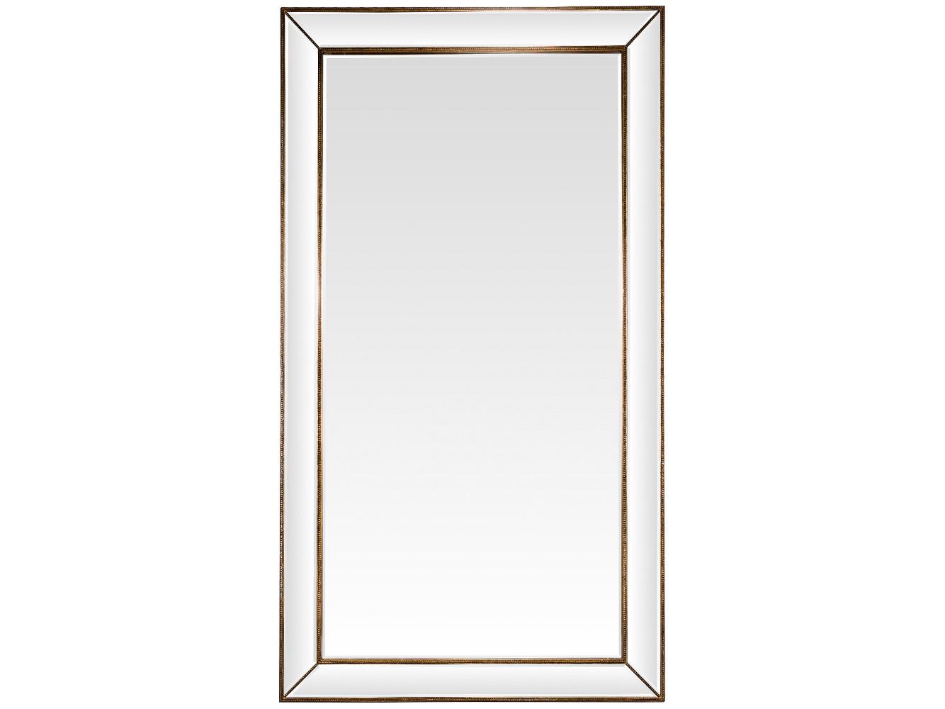 Настенное зеркало «Эллингтон»Настенные зеркала<br>Обладая просторным размером, зеркало «Эллингтон» дарует ощущение невесомости: блестящие грани фацета элегантны и воздушны. Зеркало &amp;quot;Эллингтон&amp;quot; - универсальное решение спальни, кабинета, гостиной комнаты, столовой, холла и прихожей. Строгая прямоугольная форма идеально рифмуется с современной цифровой техникой. Зеркало покрыто серебряной амальгамой, обладает идеально ровной поверхностью, не боится влаги.<br><br>Material: МДФ<br>Ширина см: 109.0<br>Высота см: 200.0<br>Глубина см: 5.0
