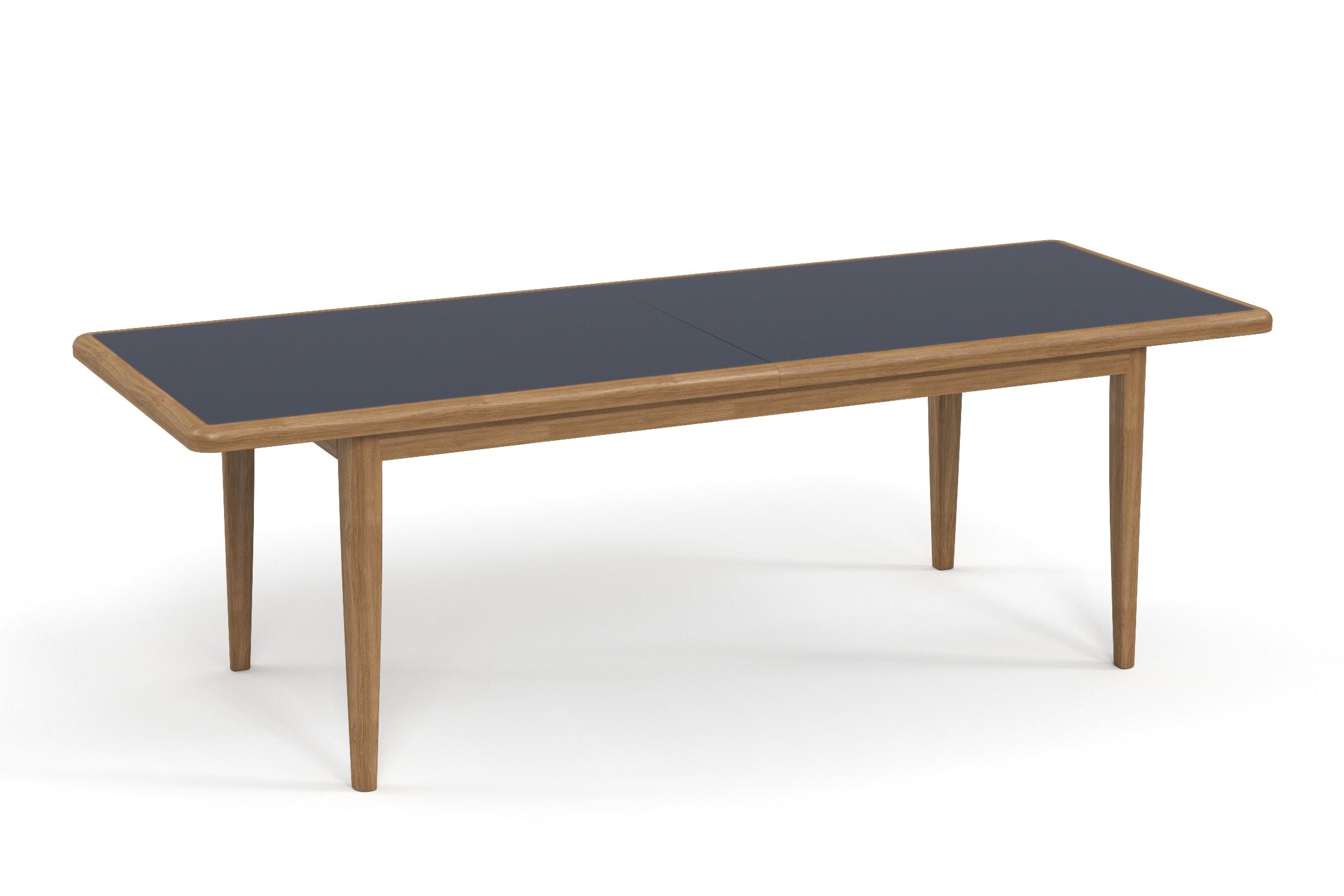 Стол обеденный SeagullСтолы и столики для сада<br>Коллекция SEAGULL – воплощение природной простоты и естественного совершенства. Мебель привлекает тёплыми тонами, уникальностью материала и идеальными пропорциями. Стеклянные столешницы обеденных и журнальных столов по цвету гармонируют с тканью подушек, удобные диваны и «утопающие» кресла дарят ощущения спокойствия и комфорта.Тик – прочная и твердая древесина, относится к ценным породам. Имеет темно-золотистый цвет и сохраняет его на протяжении очень длительного срока. Со временем приобретает благородный темно-серый или темно-коричневый цвет. Благодаря высокому содержанию природных масел, обладает высокой стойкостью против гниения, кислот и щелочей, не вызывает коррозию металлов. Тик содержит кислоты кремния и танина, придающие материалу стойкость к воздействию вредных внешних факторов. Древесина тика не подвержена воздействию термитов, не требует дополнительной антибактериальной обработки. Мебель из тика допускает круглогодичную эксплуатацию на открытом воздухе, выдерживает перепады температур от –30 до +30С. Срок службы более 25 лет.Вся фурнитура изготовлена из нержавеющей стали на собственном производстве.<br><br><br><br>kit: None<br>gender: None