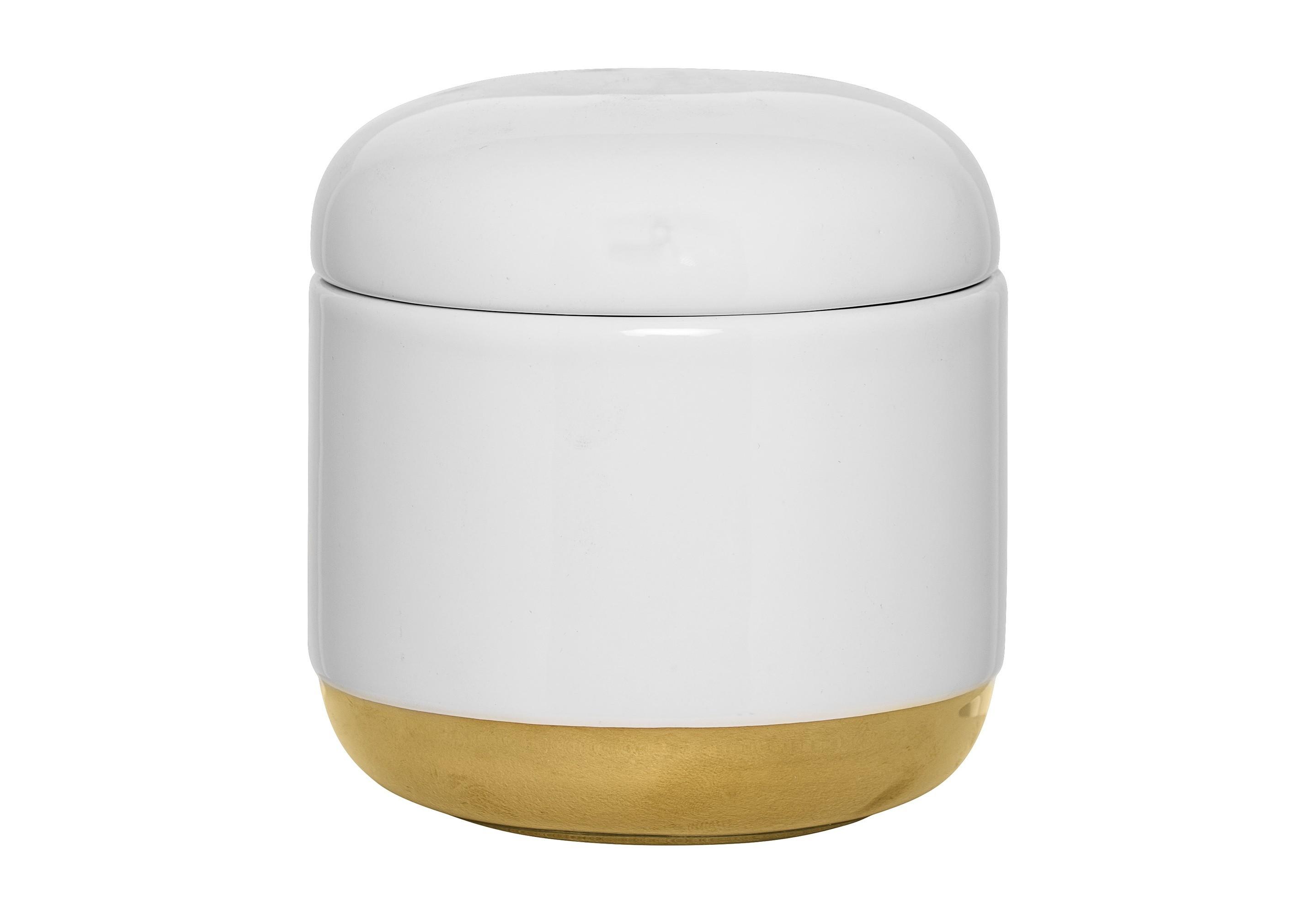 Емкость для хранения «White&Gold