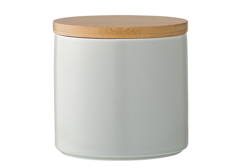 Емкость для хранения WoodЕмкости для хранения<br><br><br>Material: Керамика<br>Высота см: 12.0