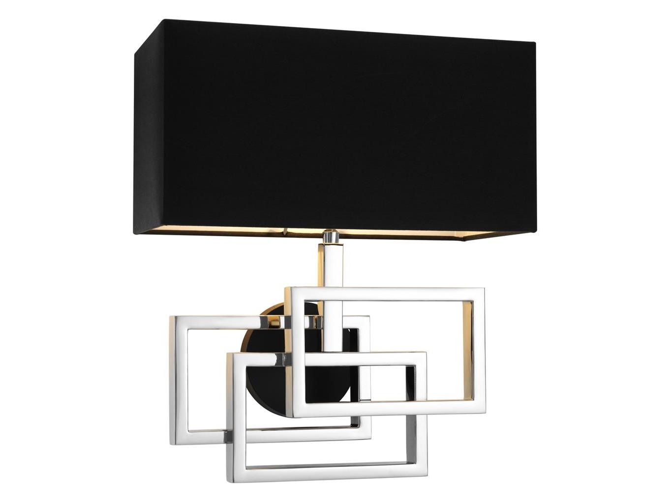 Настенный светильник WindolfБра<br><br><br>Material: Текстиль<br>Ширина см: 35.0<br>Высота см: 38.0<br>Глубина см: 18.0