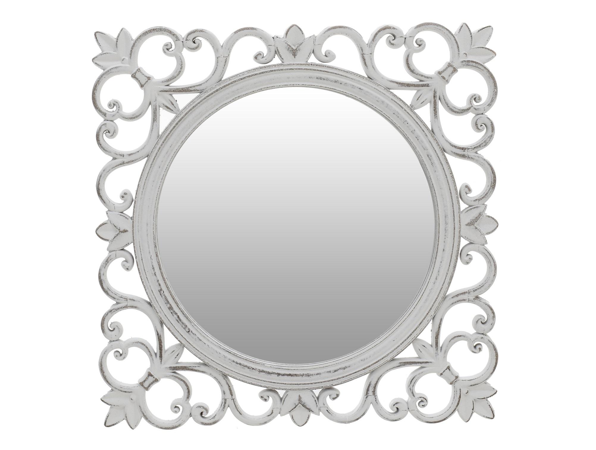 Зеркало настенное MalikНастенные зеркала<br><br><br>Material: Пластик<br>Ширина см: 29.0<br>Высота см: 29.0<br>Глубина см: 2.0