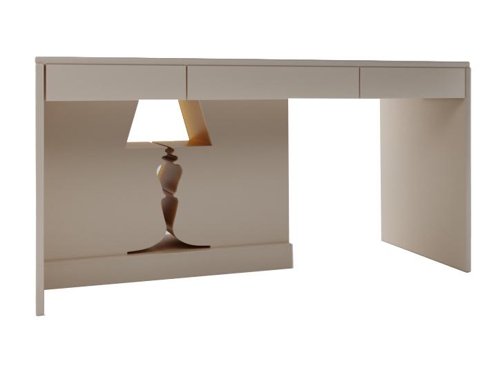 Стол ЛампаПисьменные столы<br>Креативный и оригинальный рабочий стол со сквозным отверстием в форме лампы&amp;amp;nbsp;&amp;lt;div&amp;gt;&amp;lt;br&amp;gt;&amp;lt;/div&amp;gt;&amp;lt;div&amp;gt;Возможны другие отделки<br>Материал:&amp;lt;/div&amp;gt;&amp;lt;div&amp;gt;&amp;amp;nbsp;МДФ, шпон, эмаль&amp;amp;nbsp;&amp;lt;/div&amp;gt;<br><br>Material: МДФ<br>Ширина см: 150.0<br>Высота см: 75.0<br>Глубина см: 60.0