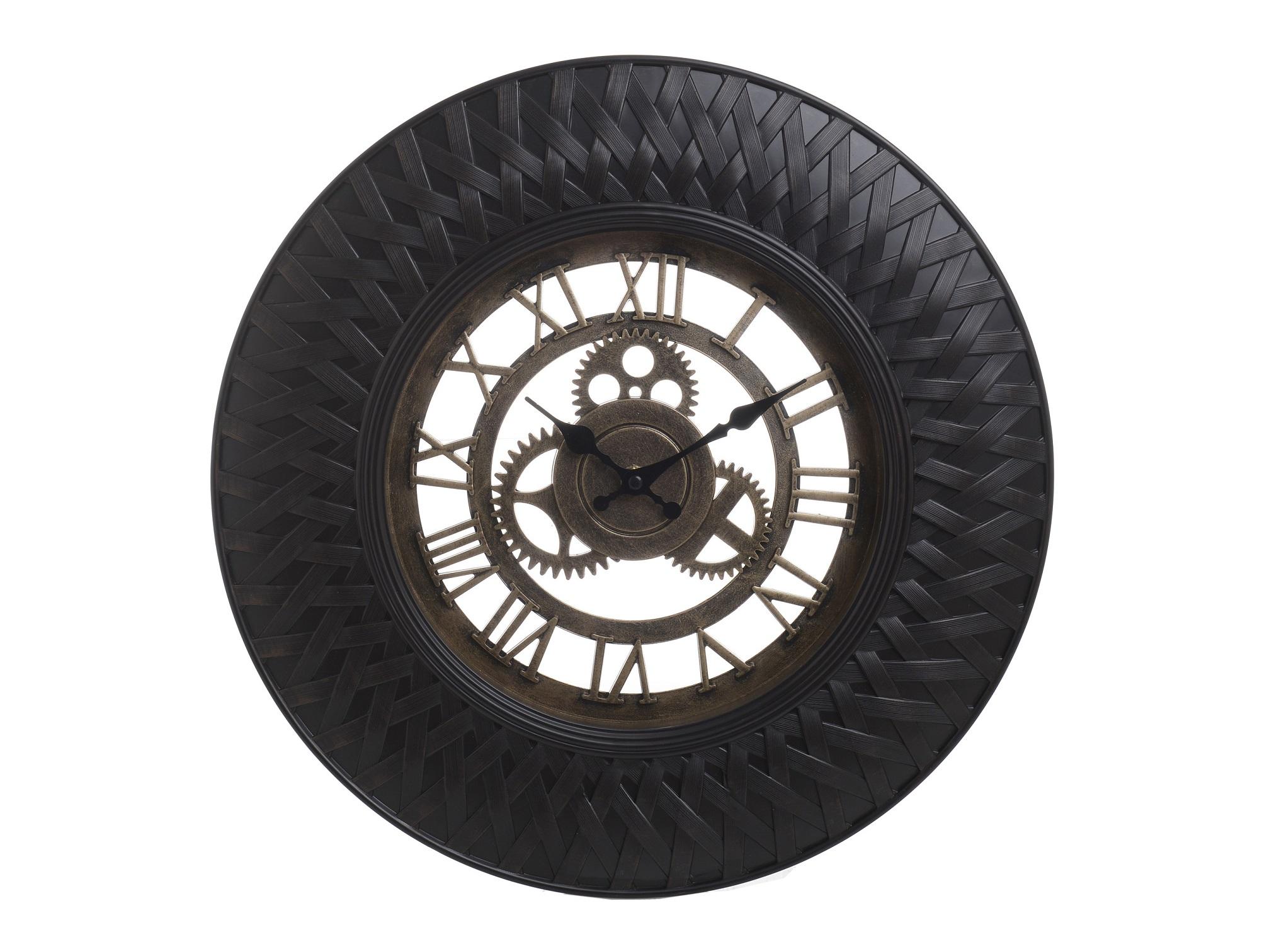 Часы настенные IsraelНастенные часы<br>Кварцевый механизм<br><br>Material: Полистоун<br>Глубина см: 4.0