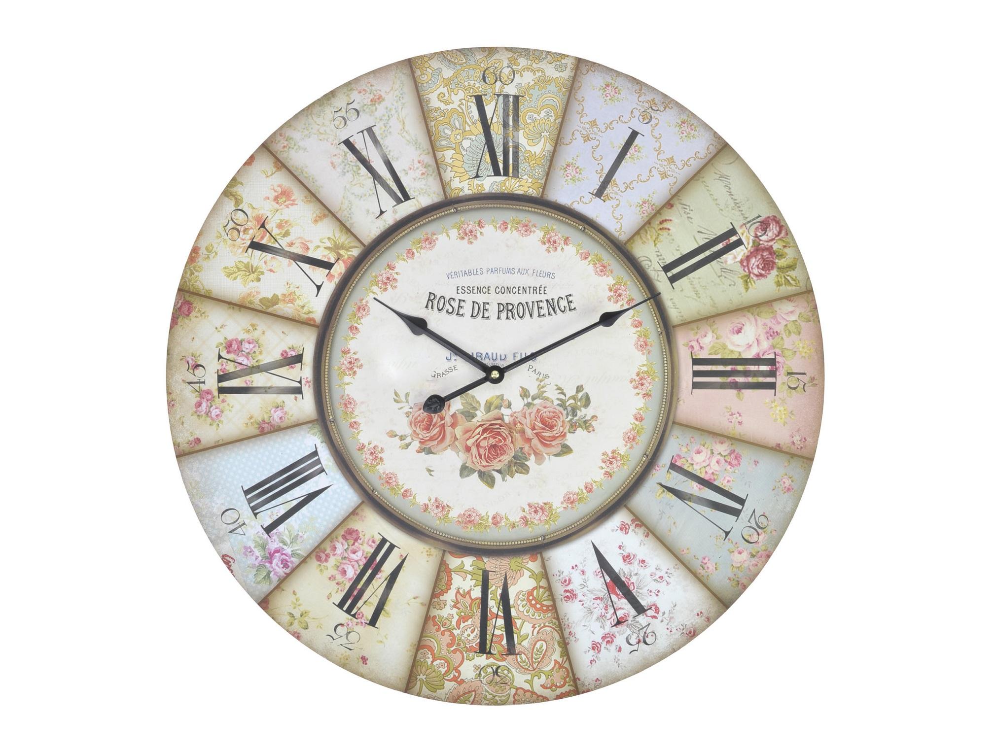 Настенные часы AndreaНастенные часы<br>Кварцевый механизм<br><br>Material: Дерево<br>Глубина см: 4.0