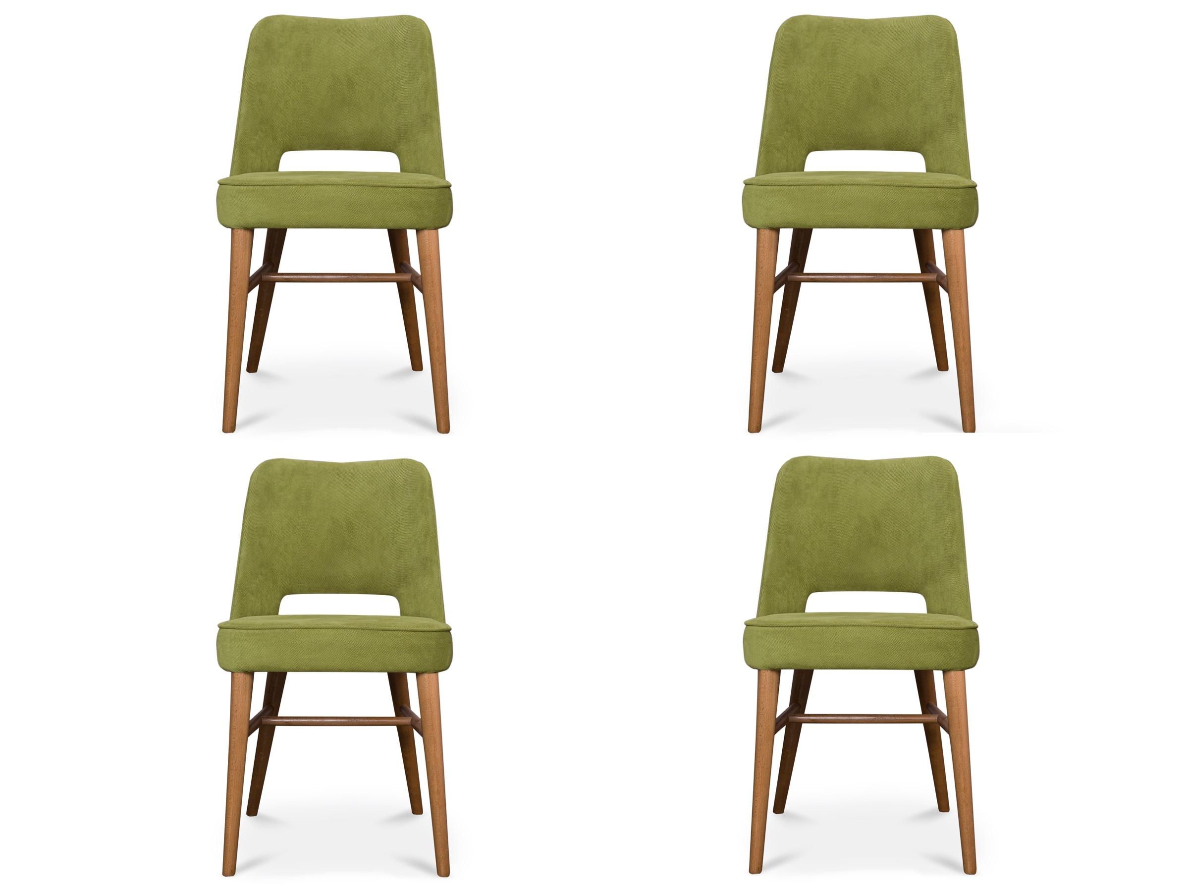 Комплект из 4 стульев AkselКомплекты<br>Aksel взял лучшее из двух миров: крепкие материалы и выразительный дизайн в стиле &amp;quot;hygge&amp;quot;.&amp;lt;div&amp;gt;Гладкий проем между мягким сидением и усиленной спинкой добавляет необходимый штрих традиционной форме, &amp;amp;nbsp;а выносливая обивка и ореховый каркас сослужат вам хорошую службу,&amp;lt;div&amp;gt;&amp;lt;/div&amp;gt;&amp;lt;/div&amp;gt;&amp;lt;div&amp;gt;&amp;lt;br&amp;gt;&amp;lt;/div&amp;gt;&amp;lt;div&amp;gt;Высота сидения: 48 см.&amp;lt;br&amp;gt;&amp;lt;/div&amp;gt;<br><br>Material: Текстиль<br>Ширина см: 46<br>Высота см: 82<br>Глубина см: 50