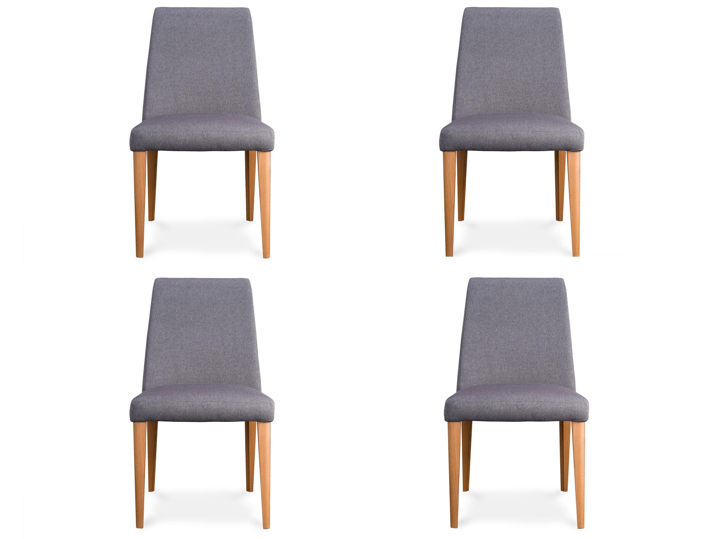 Комплект из 4 стульев GettyКомплекты<br>&amp;lt;div&amp;gt;Мы любим стул &amp;quot;Getty&amp;quot; не только за его форму и красоту, но и за его универсальность. Вы можете себе представить обеденный стол к которому этот стул не подойдет?&amp;amp;nbsp;&amp;lt;/div&amp;gt;&amp;lt;div&amp;gt;И мы не можем.&amp;lt;/div&amp;gt;&amp;lt;div&amp;gt;&amp;lt;br&amp;gt;&amp;lt;/div&amp;gt;Высота сидения: 45 см.<br><br>Material: Текстиль<br>Ширина см: 48<br>Высота см: 82<br>Глубина см: 56