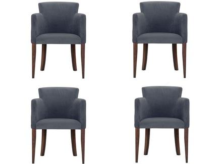 """Комплект из 4 стульев """"Aron"""""""