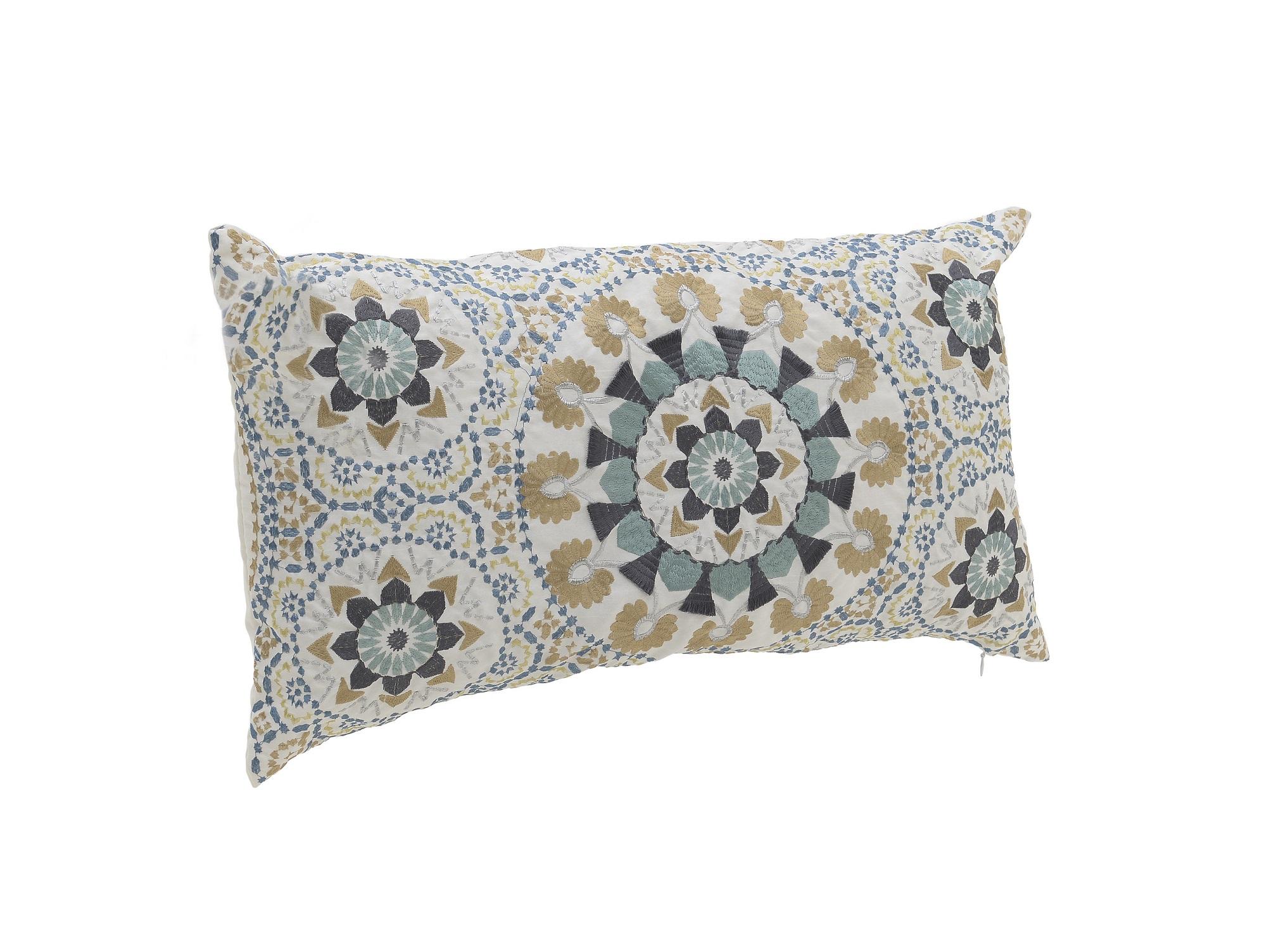 Подушка ThybaldПрямоугольные подушки и наволочки<br>Материал: хлопок, полиэстер<br><br>Material: Текстиль<br>Ширина см: 61.0<br>Высота см: 36.0<br>Глубина см: 9.0