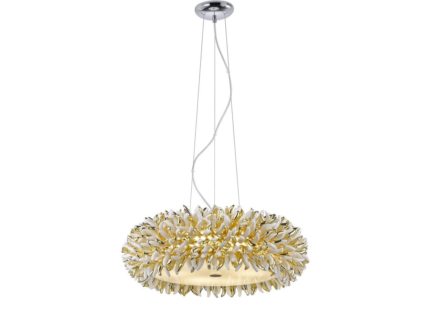 Подвесной светильникПодвесные светильники<br>Тип цоколя: E27&amp;nbsp;Мощность лампы: 20WКоличество ламп: 6<br><br>kit: None<br>gender: None