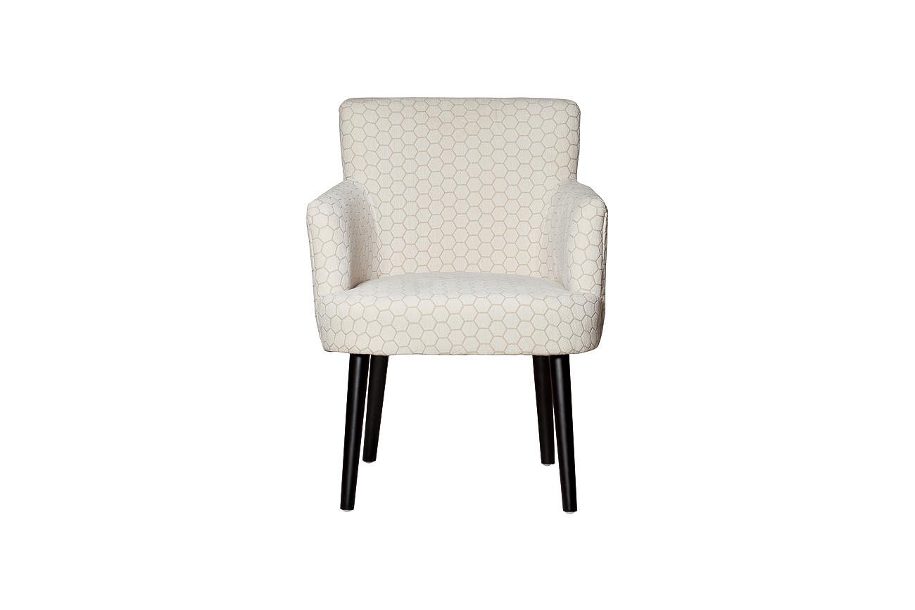 Кресло СотыИнтерьерные кресла<br><br><br>Material: Текстиль<br>Ширина см: 70<br>Высота см: 83<br>Глубина см: 64
