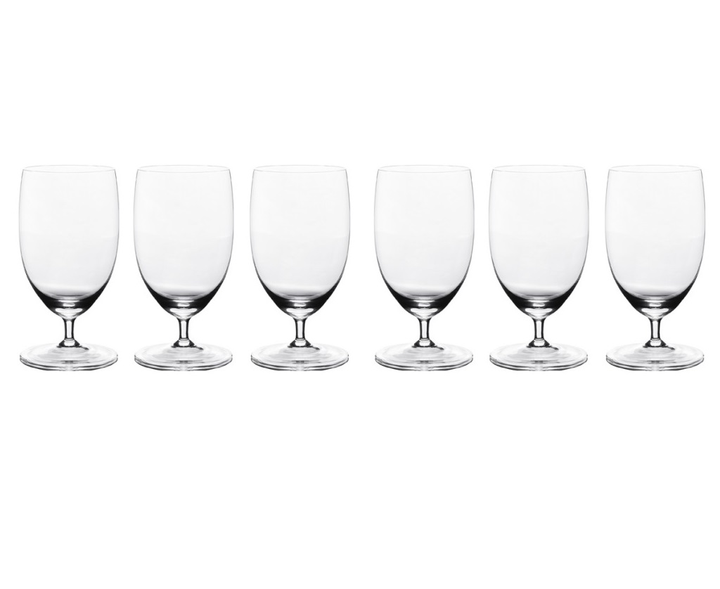 Набор бокалов для воды Villa legendaБокалы<br>Набор из 6 бокалов. Строгое очарование классики - это коллекция Villa Legenda. Современность коллекции придают необычайно тонкие стенки бокалов, что достигается высочайшим мастерством стеклодувов.<br>В коллекцию вошли бокалы для белого и красного вина, шампанского, воды и ликёра.<br><br>Материал и исполнение: хрусталин, ручное литьё.&amp;amp;nbsp;&amp;lt;div&amp;gt;&amp;lt;br&amp;gt;&amp;lt;/div&amp;gt;&amp;lt;div&amp;gt;Объем: 460 мл.&amp;lt;/div&amp;gt;<br><br>Material: Хрусталь<br>Высота см: 15.9