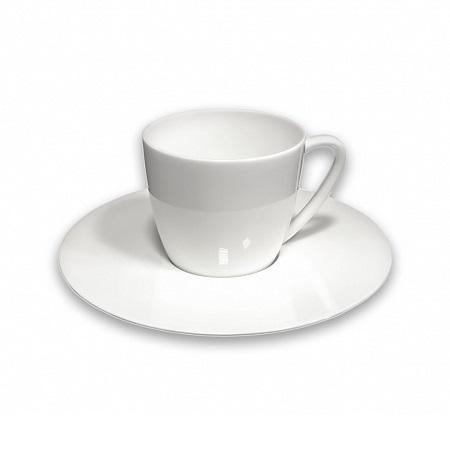 Комплект чайных пар Космос (6 шт.)Чайные пары, чашки и кружки<br>Коллекця &amp;quot;Космос&amp;quot; выполнена из костяного фарфора премиального уровня, с применением современных технологий и сохранением лучших рецептурных традиций. Фарфор MATEO  характеризует высокая прочность и долговечность, которая достигается благодаря уникальному рецептурному составу и технологии изготовления. Дизайн формы исполнен в нео-классическом стиле, эргономичен и удовлетворяет самым взыскательным требованиям.<br><br>Material: Фарфор