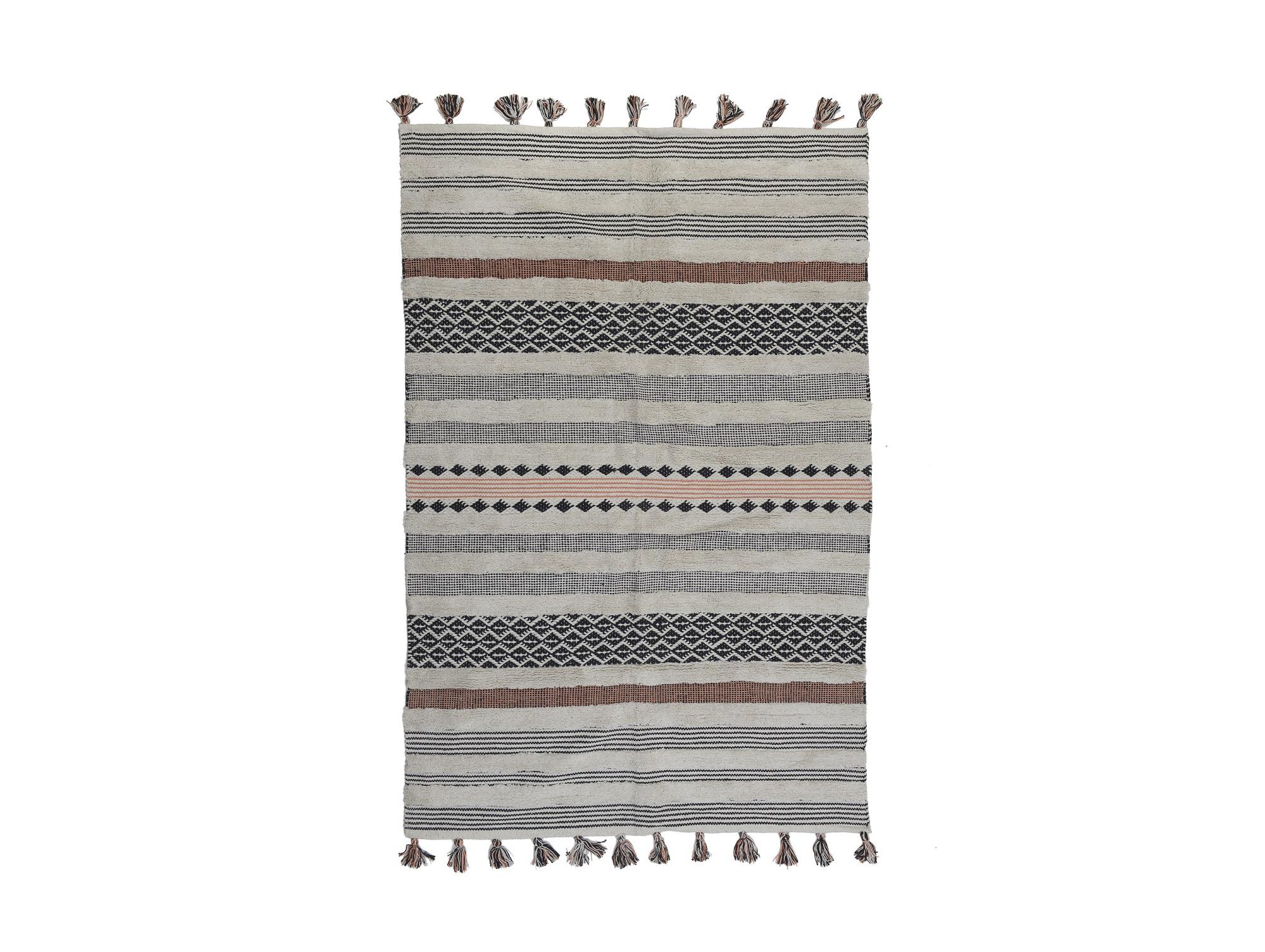 Ковер SusanitaПрямоугольные ковры<br><br><br>Material: Хлопок<br>Ширина см: 180<br>Высота см: 1<br>Глубина см: 120