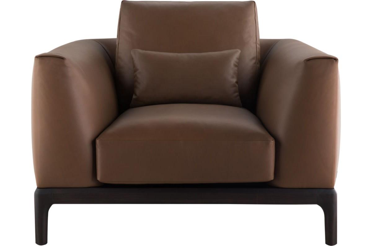 Кресло AkitaИнтерьерные кресла<br>Материал и отделка: ткань, дерево, кожа, мех.&amp;nbsp;<br><br>kit: None<br>gender: None