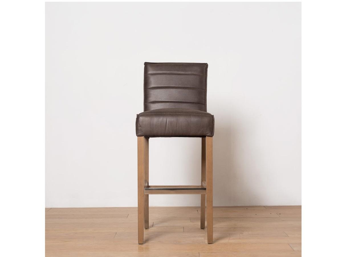 Стул барный ElbowБарные стулья<br>Красота, как известно, главная спасительница мира. А ещё, мы думаем, она – хранительница домашнего уюта. И поэтому рады делиться этой красотой с вами. В её поисках наши агенты без устали исследуют мебельные фабрики и творческие мастерские по всему миру. И отбирают только лучшее. При этом не просто красивое, но и идеально качественное, удобное, функциональное, созданное вручную из натуральных материалов. Это непростой труд, но наградой за него служит то удовольствие, с которым наши покупатели пользуются приобретёнными у нас предметами интерьера и мебелью.<br><br>Material: Дуб<br>Ширина см: 48.0<br>Высота см: 115.0<br>Глубина см: 60.0